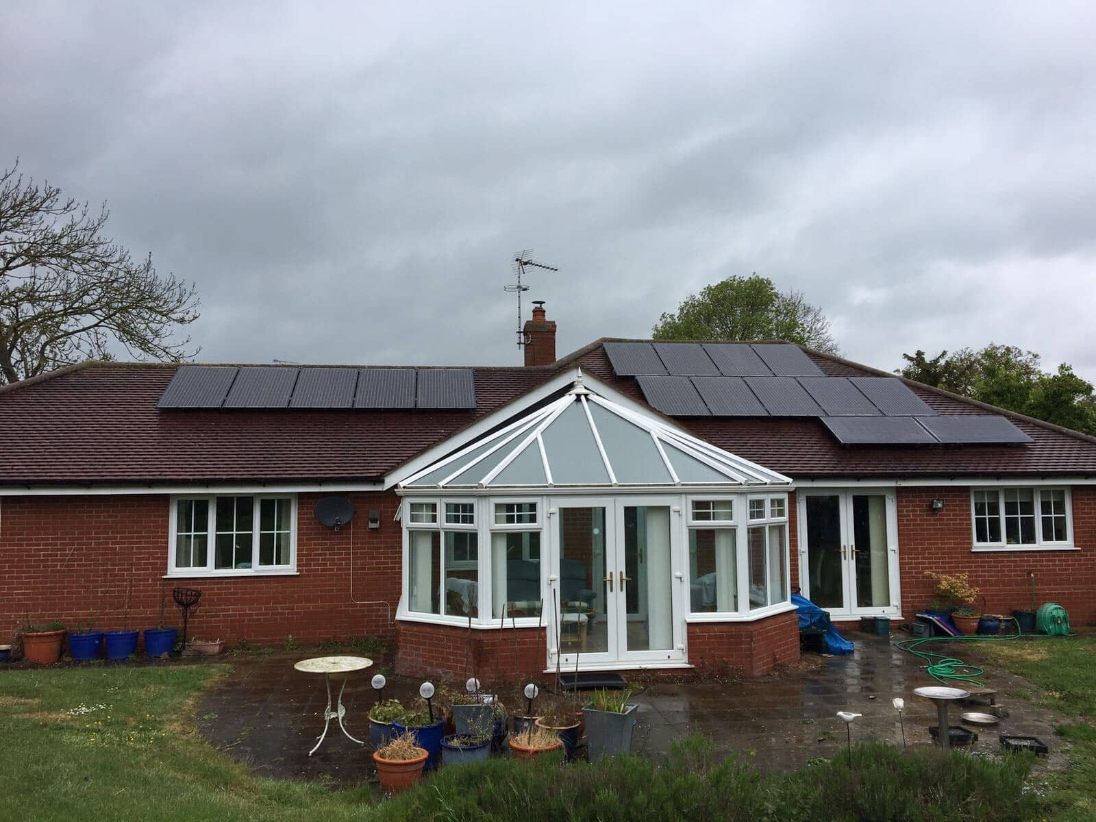 Mr/Mrs Wadlow Solar install